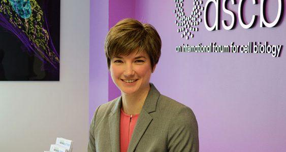 Erika C. Shugart, ASCB Executive Director